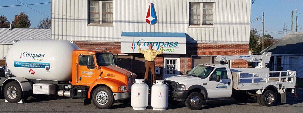 Compass Energy: 1014 S Central Ave, Laurel, DE