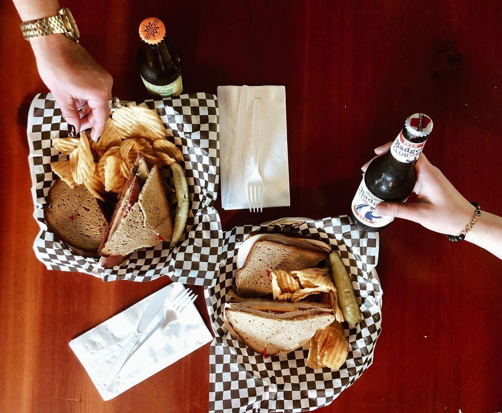 Siebkens Resort Stop-Inn Tavern: 284 S Lake St, Elkhart Lake, WI