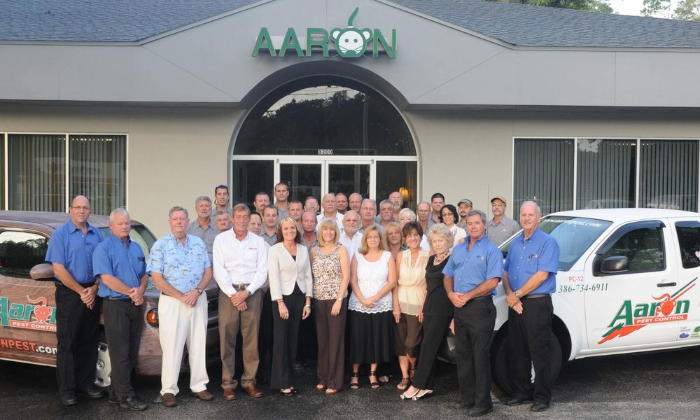 Aaron Pest Control: 3200 N Woodland Blvd, Deland, FL