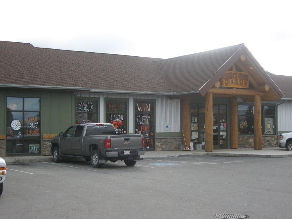 U-Haul Neighborhood Dealer: 1000 Hwy 93 N, Eureka, MT