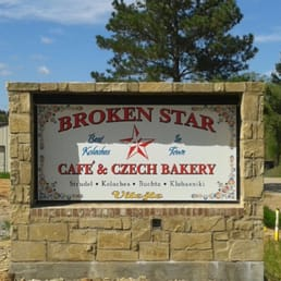 Broken Star Cafe Centerville Tx