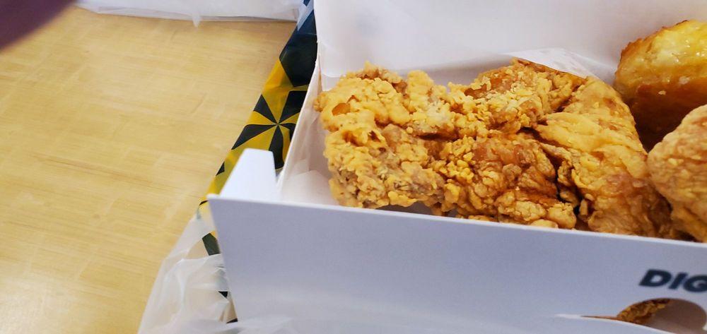 Church's Chicken: 3002 E Main St, Madisonville, TX
