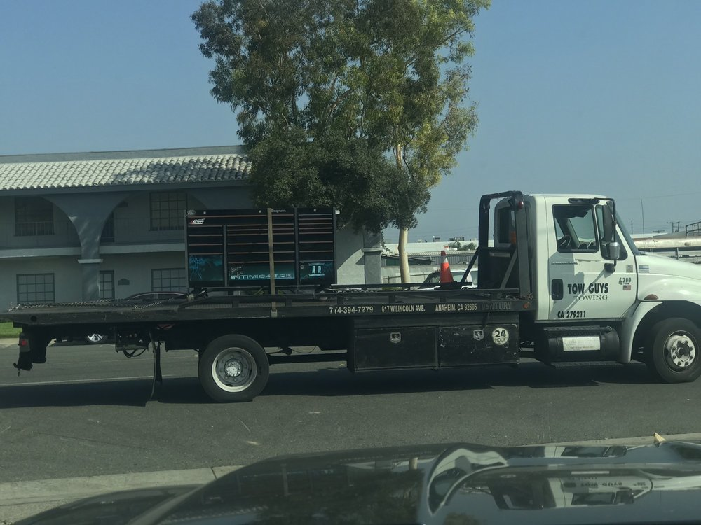 Towing business in Placentia, CA