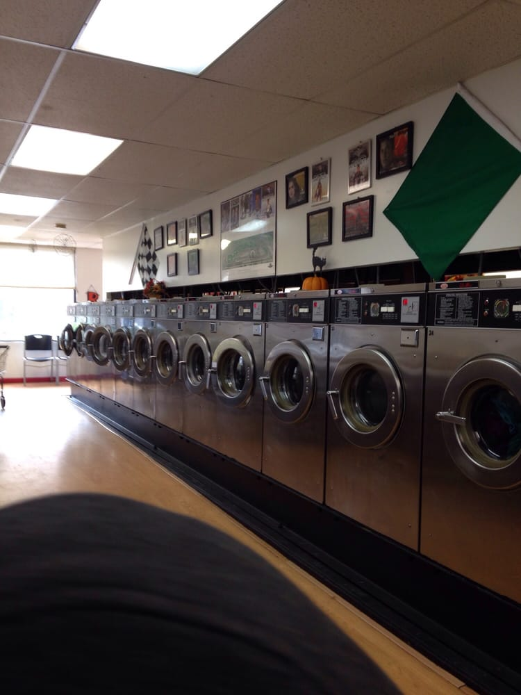Spin Cycle Laundromat: 512 A Church St, Honesdale, PA