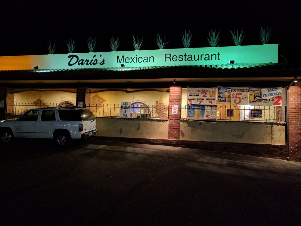 Darios Mexican Restaurant Canyon Country