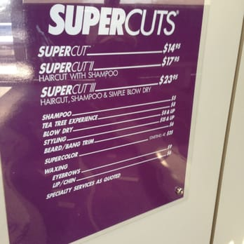 supercuts haircut cost supercuts 17 photos amp 12 reviews hair salons 2726 e 3032