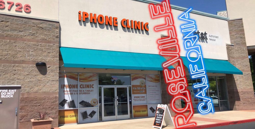 iPhone Clinic