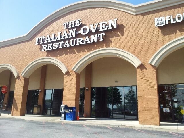 Italian Restaurants Near Stockbridge Ga
