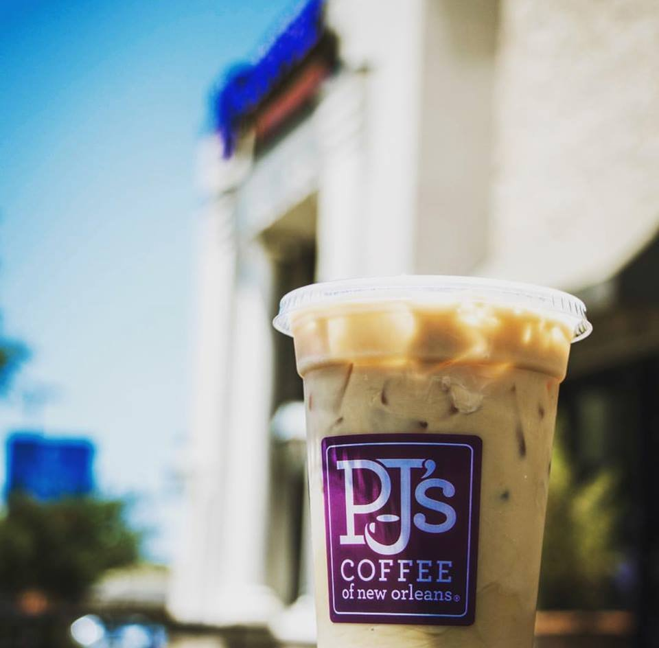 Food from PJ's Coffee