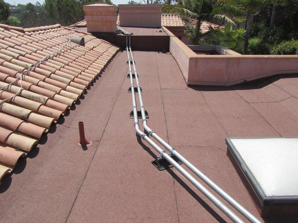 Brown Torch Down Modified Bitumin Flat Roof Yelp
