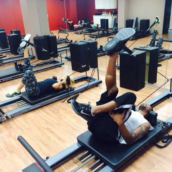 Hardcore pilates houston