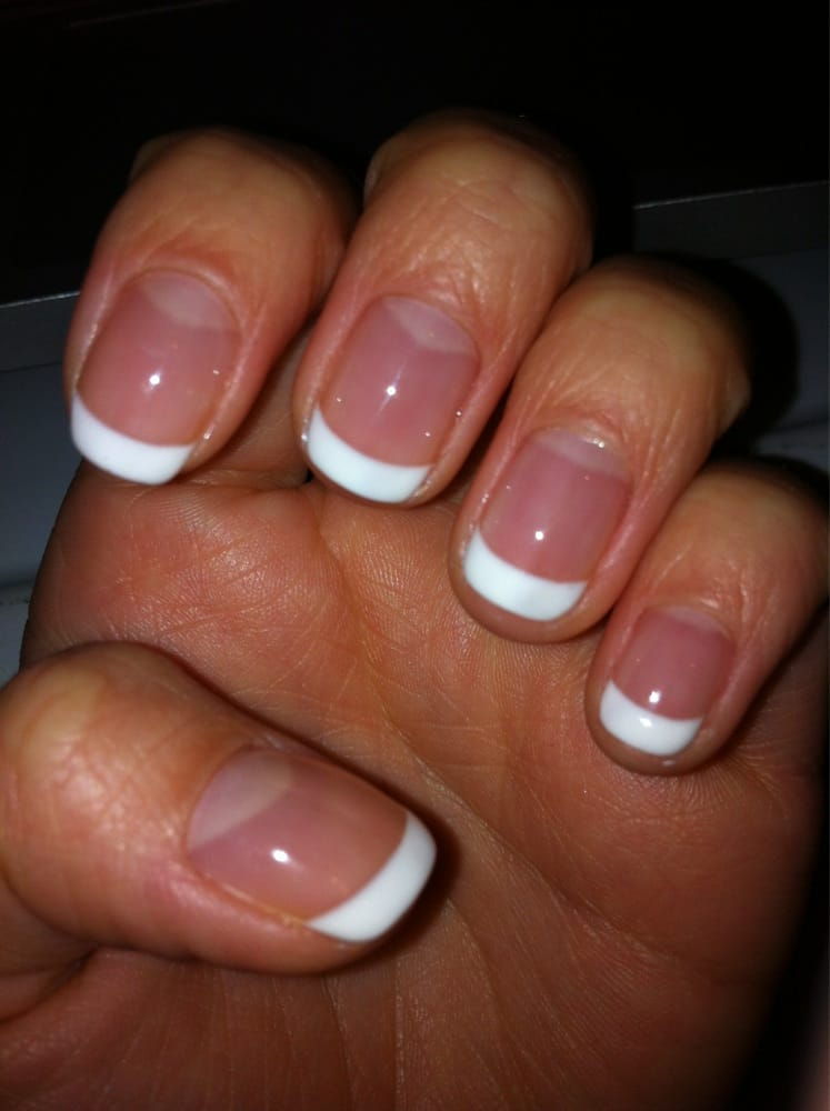 Gel Nails With French Tip - Best Nail 2018