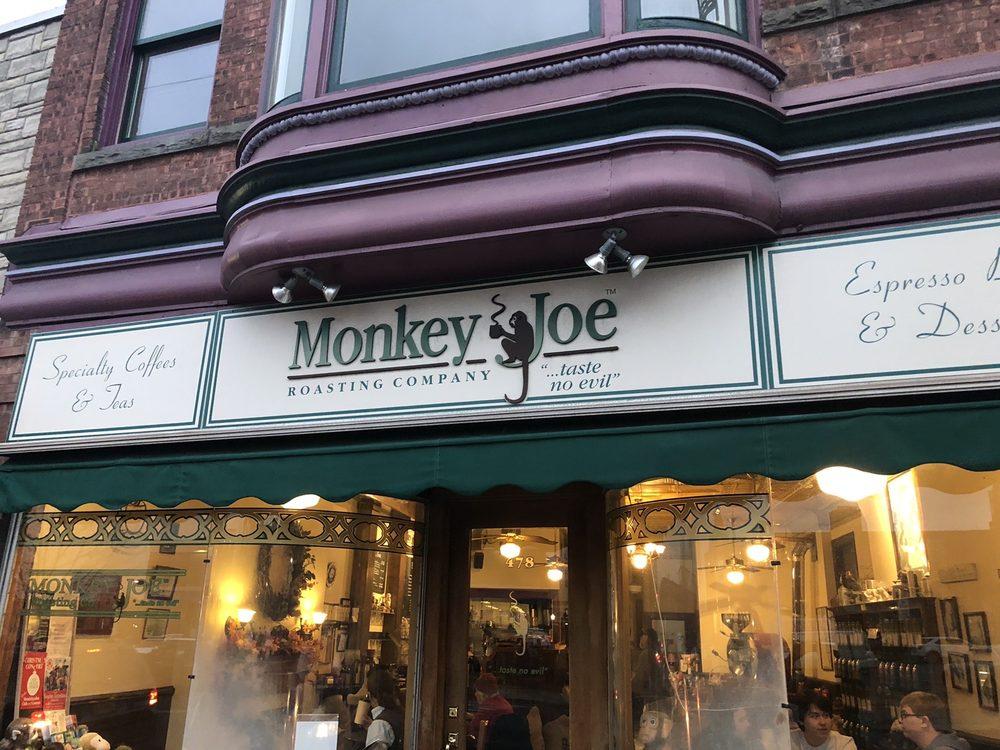 Monkey Joe Roasting Co
