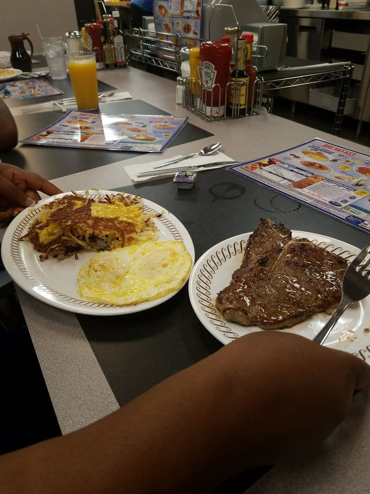 Waffle House: 14618 Plank Rd, Baker, LA