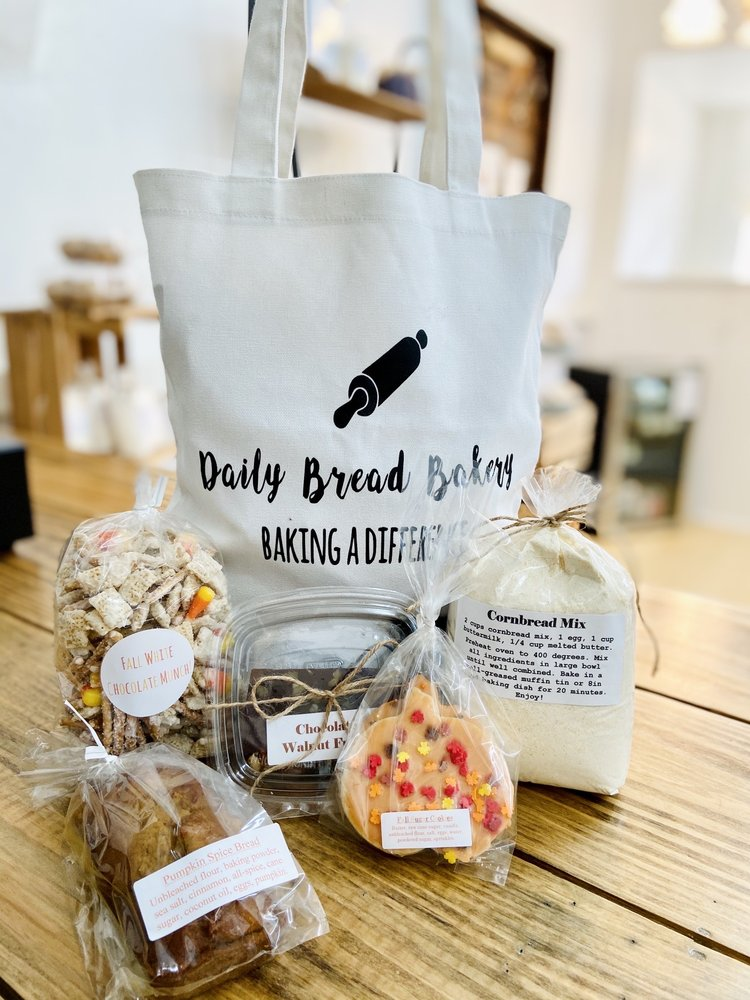 Daily Bread Bakery: 109 Washington St, Abbeville, SC