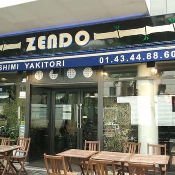 zendo 22 avis japonais 43 rue gabriel lam bercy paris france restaurant avis. Black Bedroom Furniture Sets. Home Design Ideas