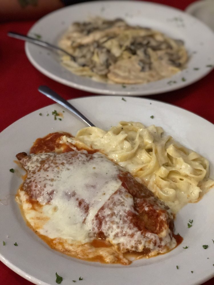 Food from Cafe Italia