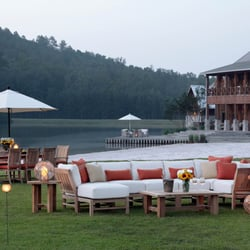Photo Of Summer Classics   Pelham, AL, United States. Teak Outdoor  Sectional Sofa