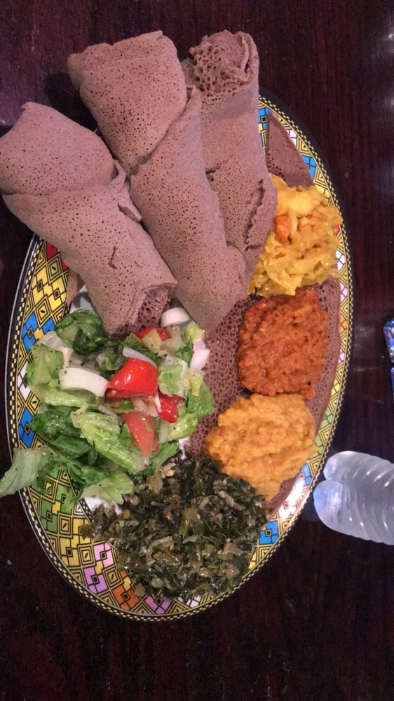 Prima Injera Restaurant: 3500 N Decatur Rd, Scottdale, GA