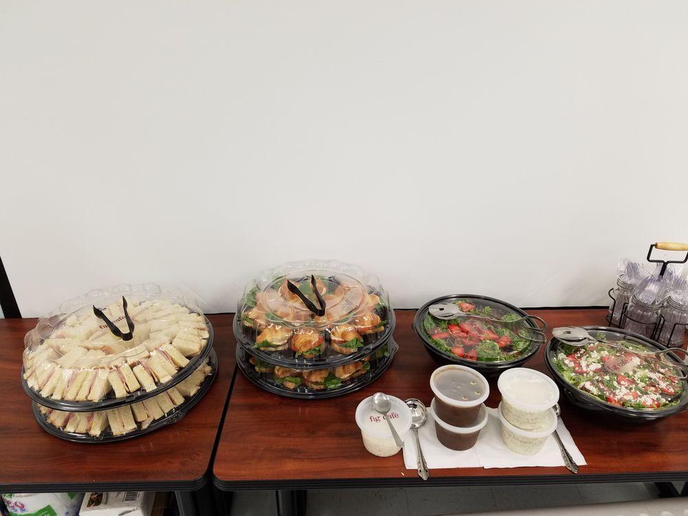 Fig Cafe: 411 Corporate Drive C, Houma, LA