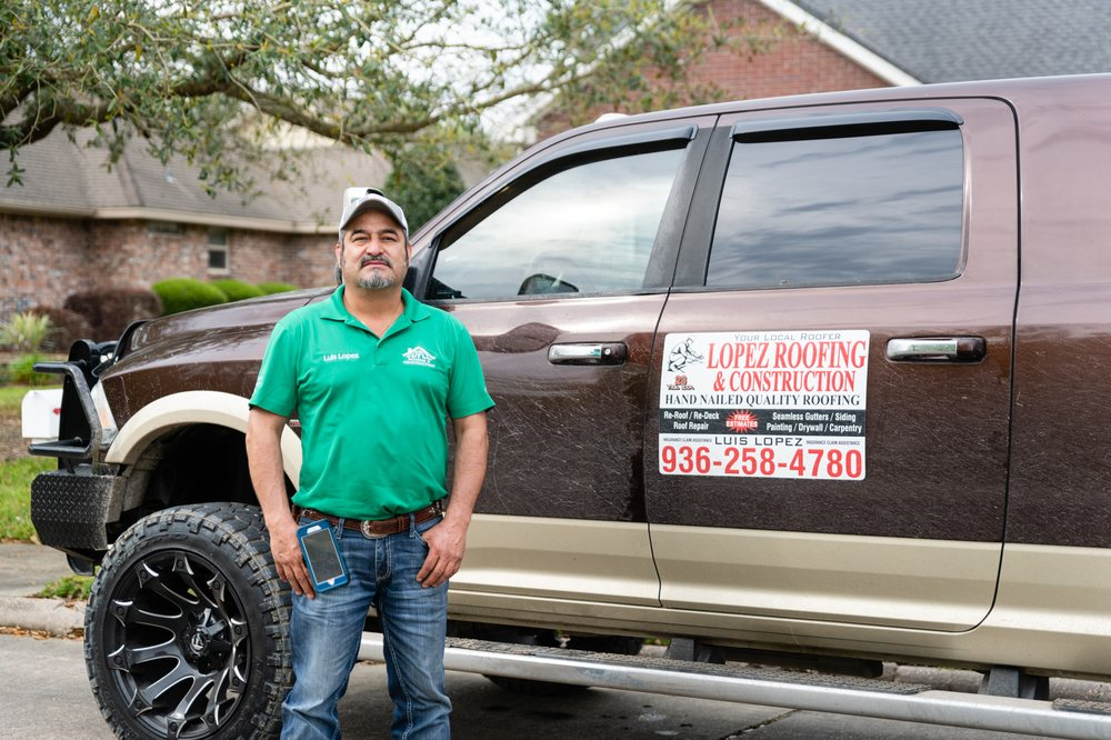 Lopez Roofing & Construction: 401 W Hwy 90, Dayton, TX