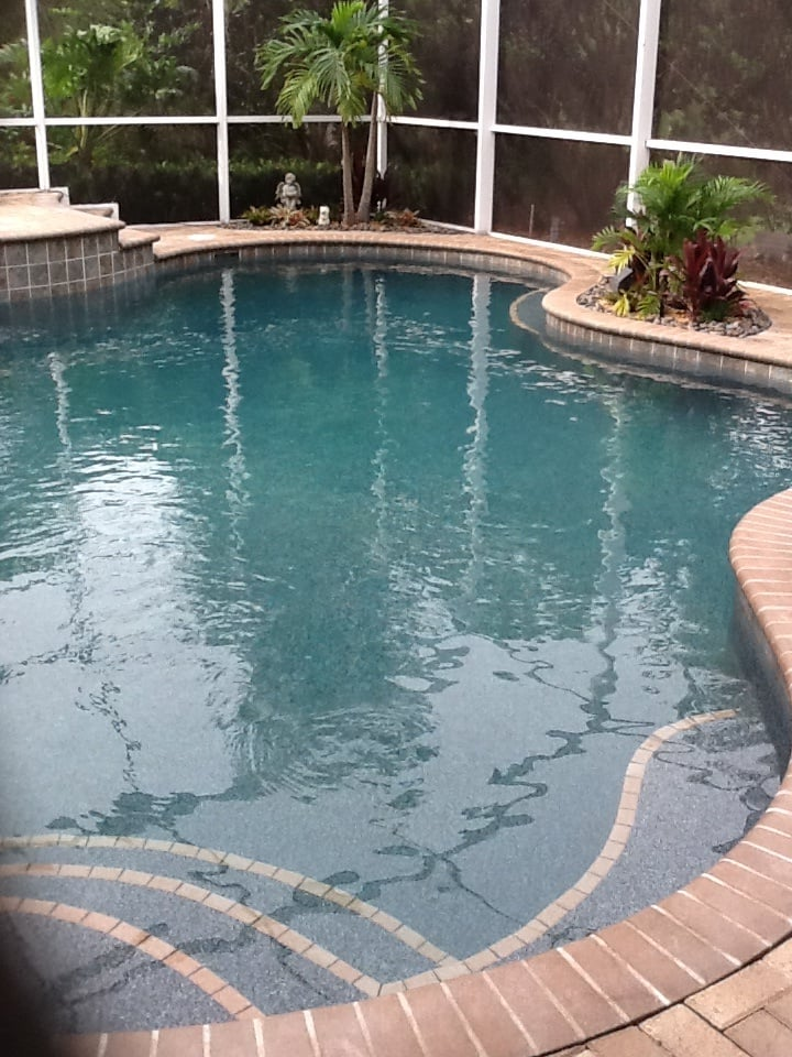 Indigo swimming pools spas pool hot tub service for Pool designs venice