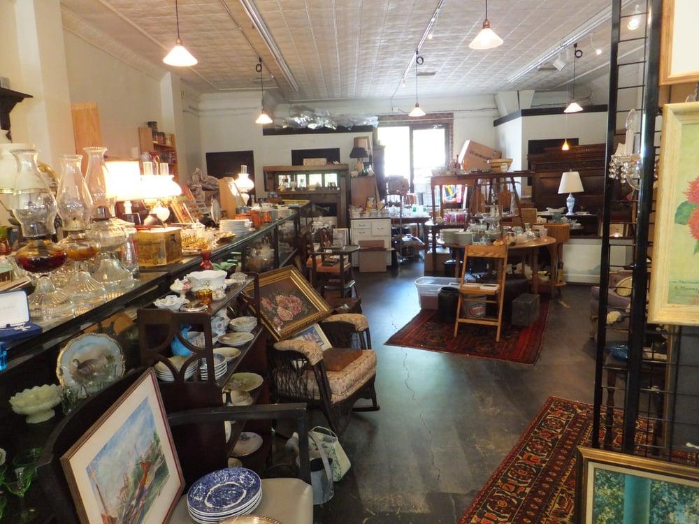 East Depot Antiques: 117 E Depot St, Mocksville, NC