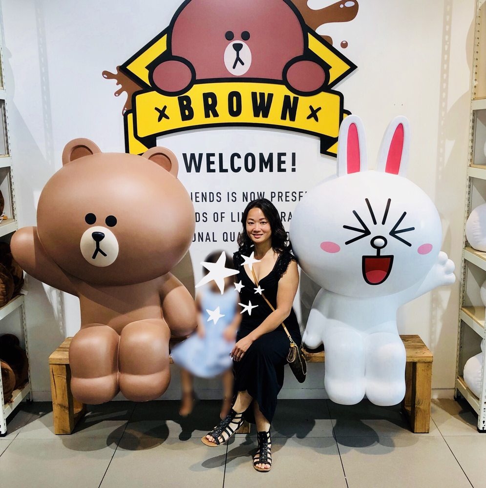 Line Friends Store Hollywood