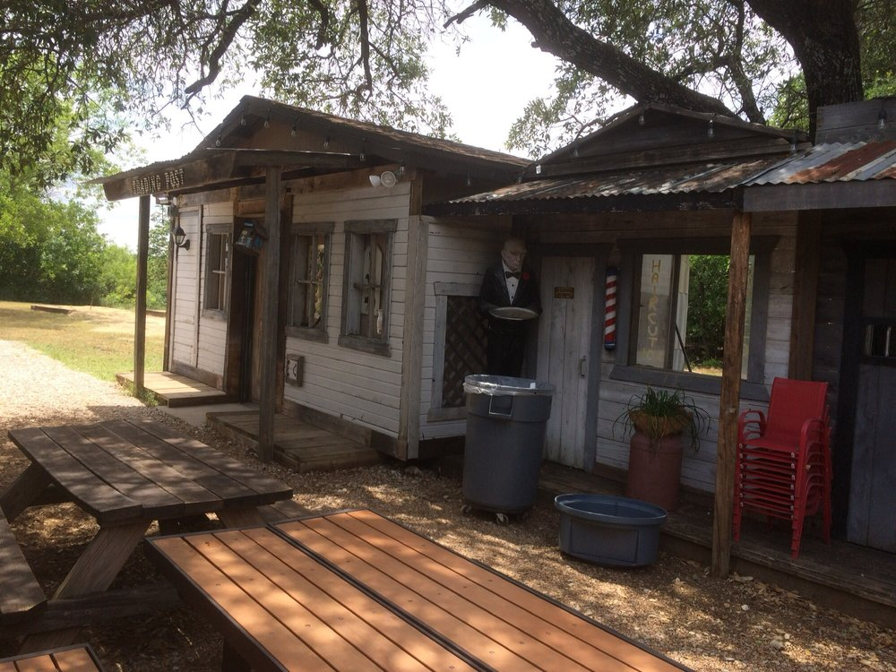 The BBQ Ranch: 10250 Western Oaks Rd, Fort Worth, TX