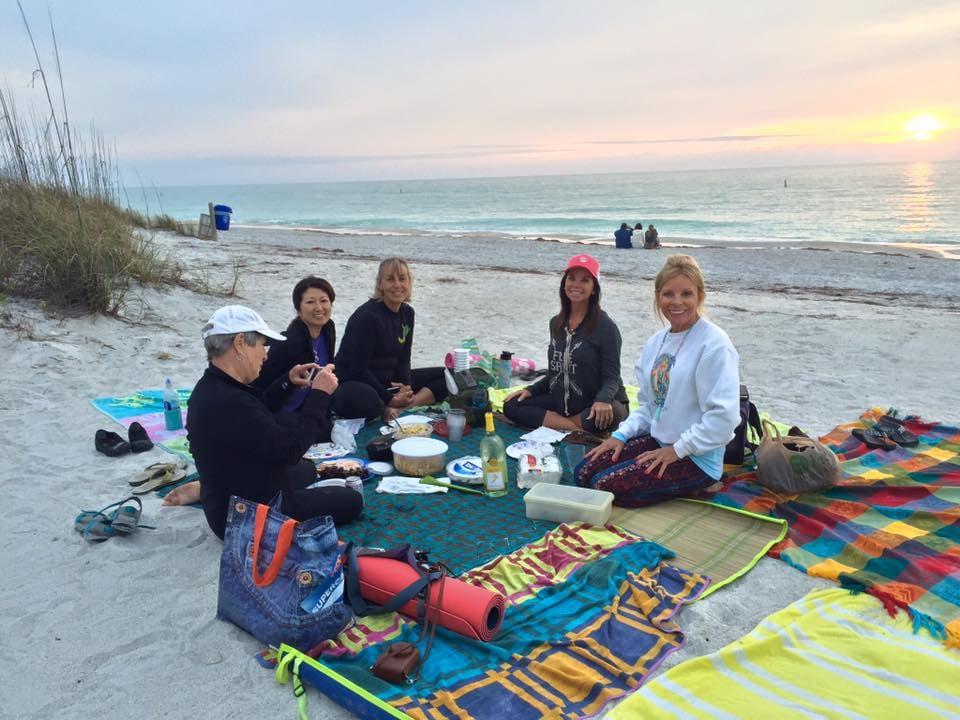 Yoga On the Beach: 22ND Ave N Beach Access, Indian Rocks Beach, FL