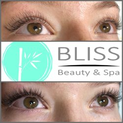 9522539dbc6 Volume lash extensions. Photo of Bliss Beauty & Spa - Rockville, MD, United  States. Top-