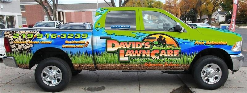 David's Lawn Care: Valparaiso, IN