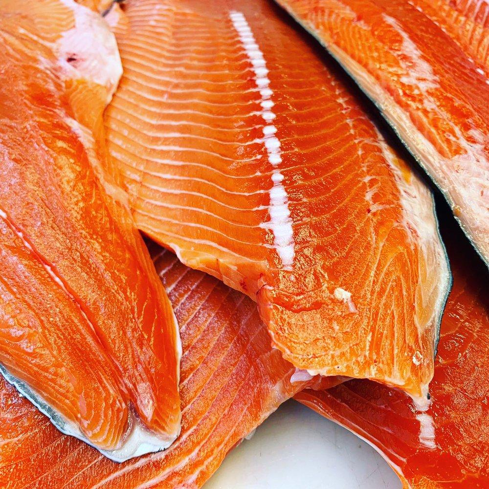 Princess Seafood Market: 32410 N Harbor Dr, Fort Bragg, CA