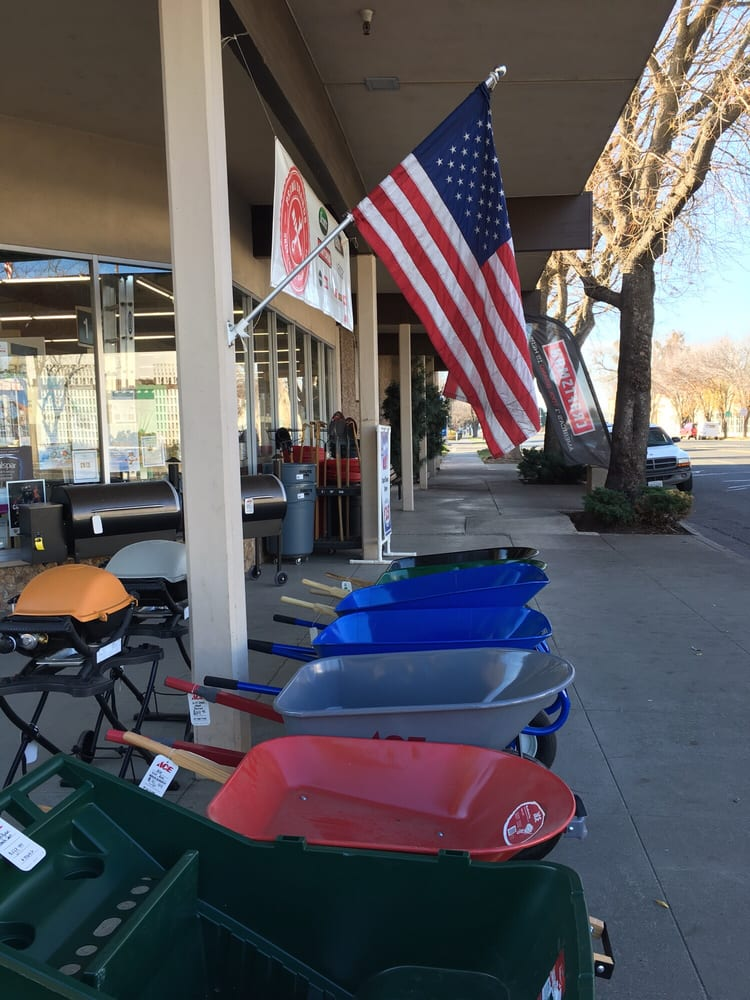 Messick Ace Hardware: 729 Market St, Colusa, CA