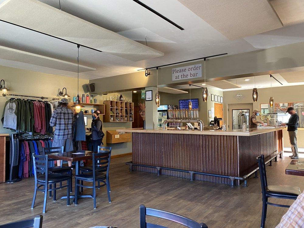 Rock Cut Brewing Company: 390 W Riverside Dr, Estes Park, CO