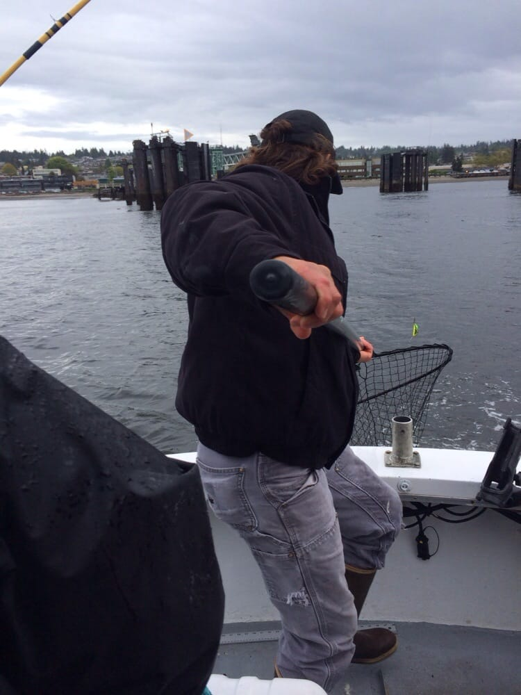 Puget sound sports fishing 12 photos 12 reviews for One day fishing license ca