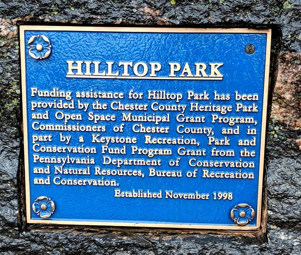Hilltop Park: 580 Beaumont Rd, Berwyn, PA