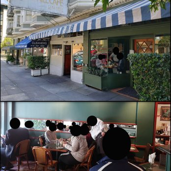 Nob Hill Hours >> Nob Hill Cafe At Off Hours I Had No Trouble Getting A
