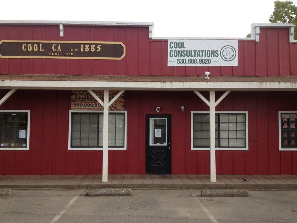 Cool Consultations: 2968 Hwy 49, Cool, CA