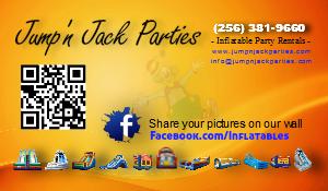 Jump n jack parties