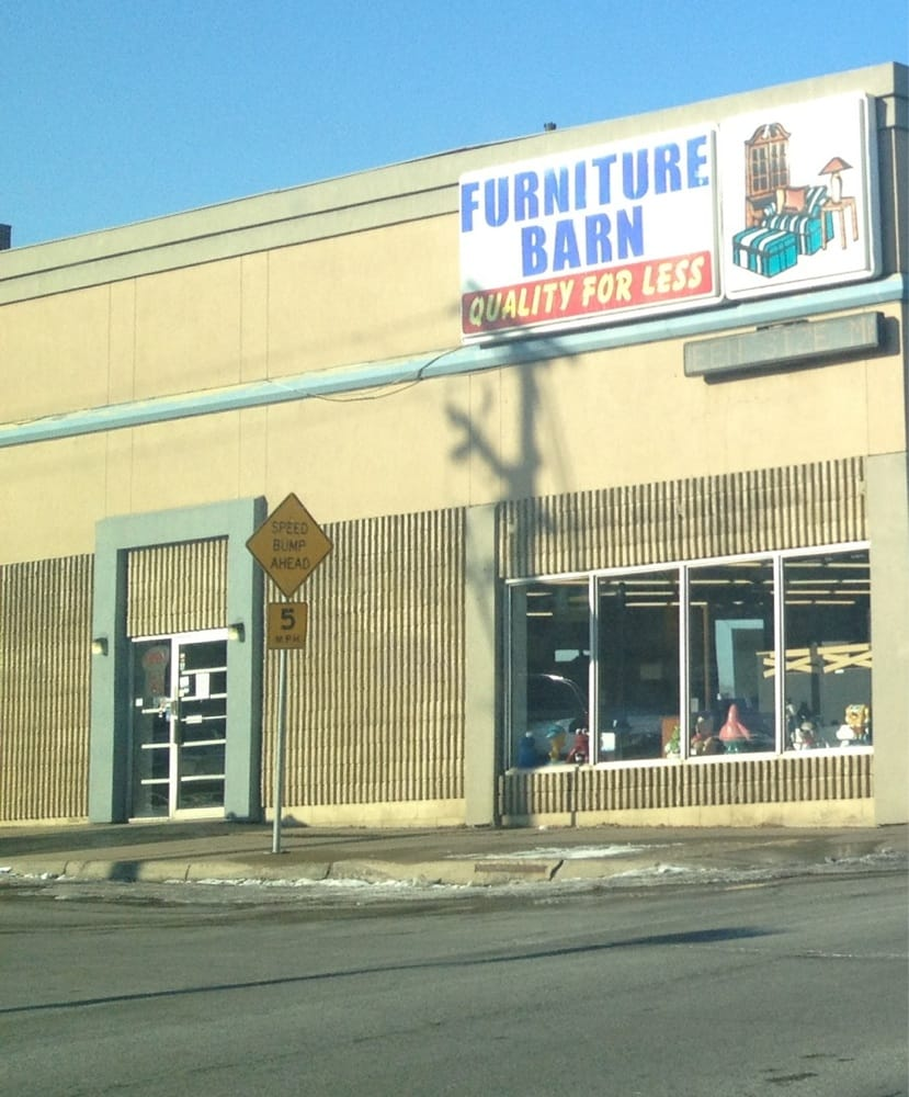 Furnitue Stores: 1389 University Ave W