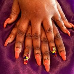 Luxe Nail Bar Salon - 35 Photos & 66 Reviews - Nail Salons - 2316 ...