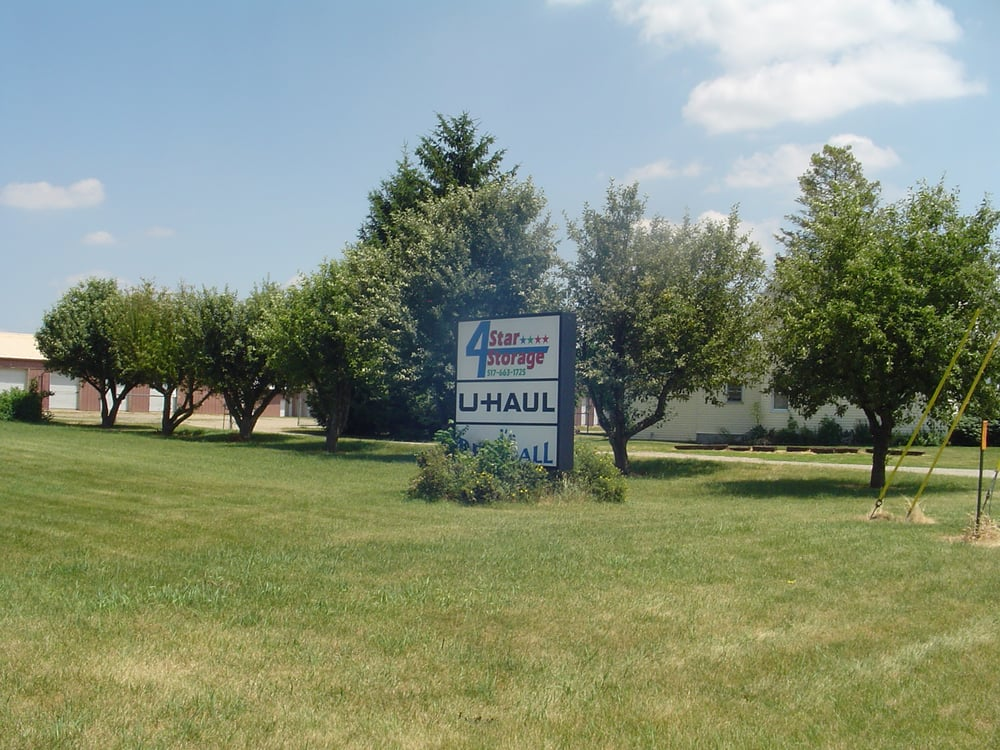 4 Star Storage Self Storage 781 State St Eaton Rapids