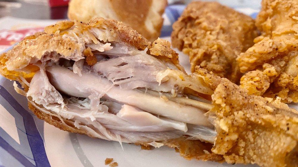 Krispy Krunchy Chicken: 2102 W Leland Rd, Pittsburg, CA