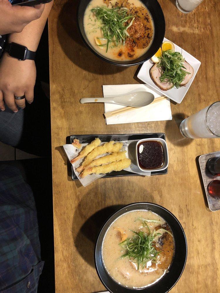 Food from Asa Ramen