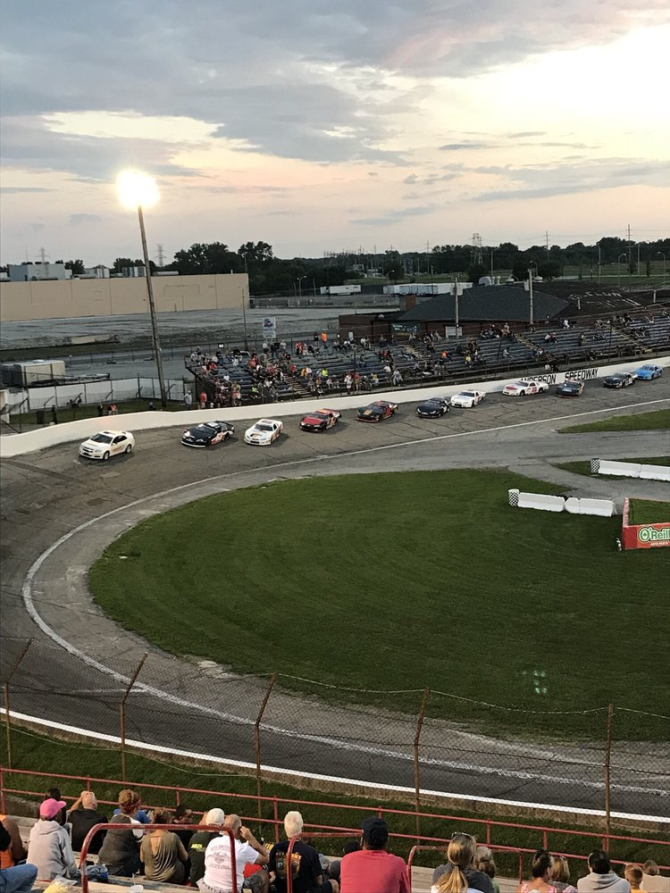 Anderson Speedway: 1311 Dr Martin Luther King Jr Blvd, Anderson, IN