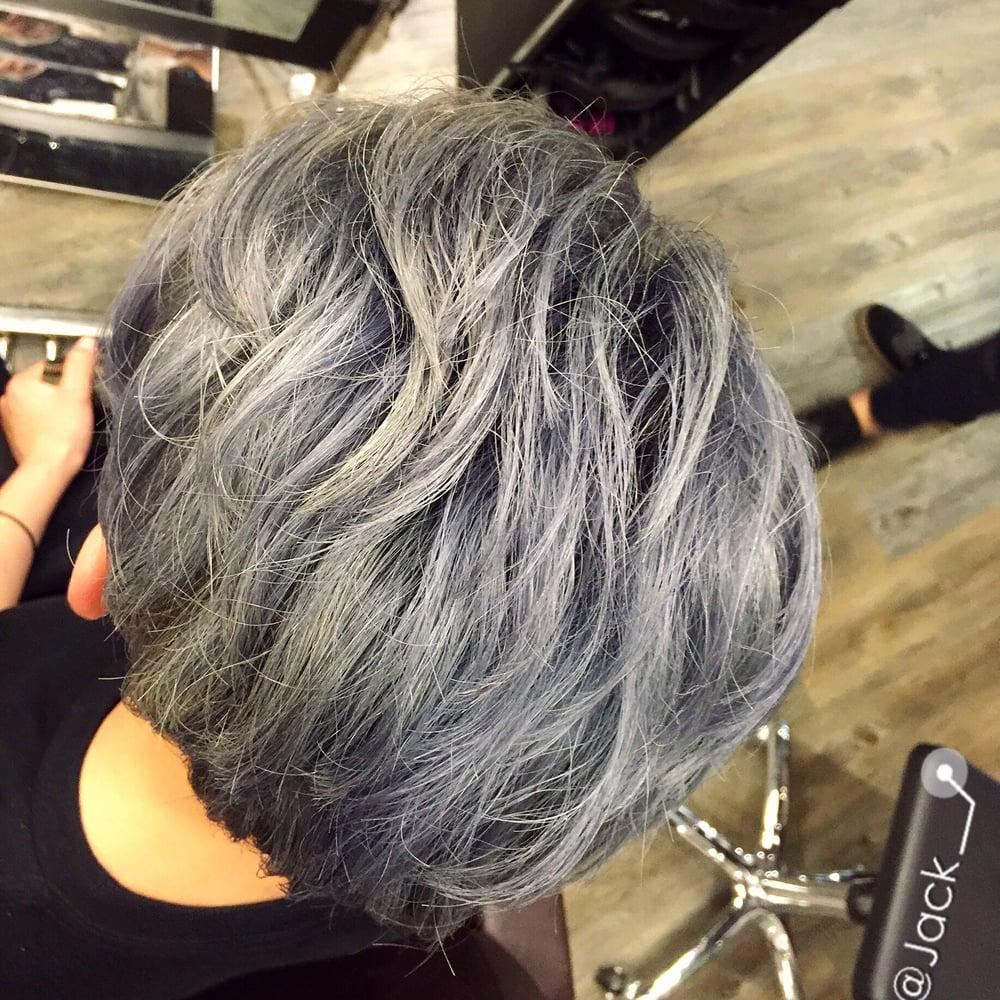 Titanium sliver color by jack yelp for 22 salon houston