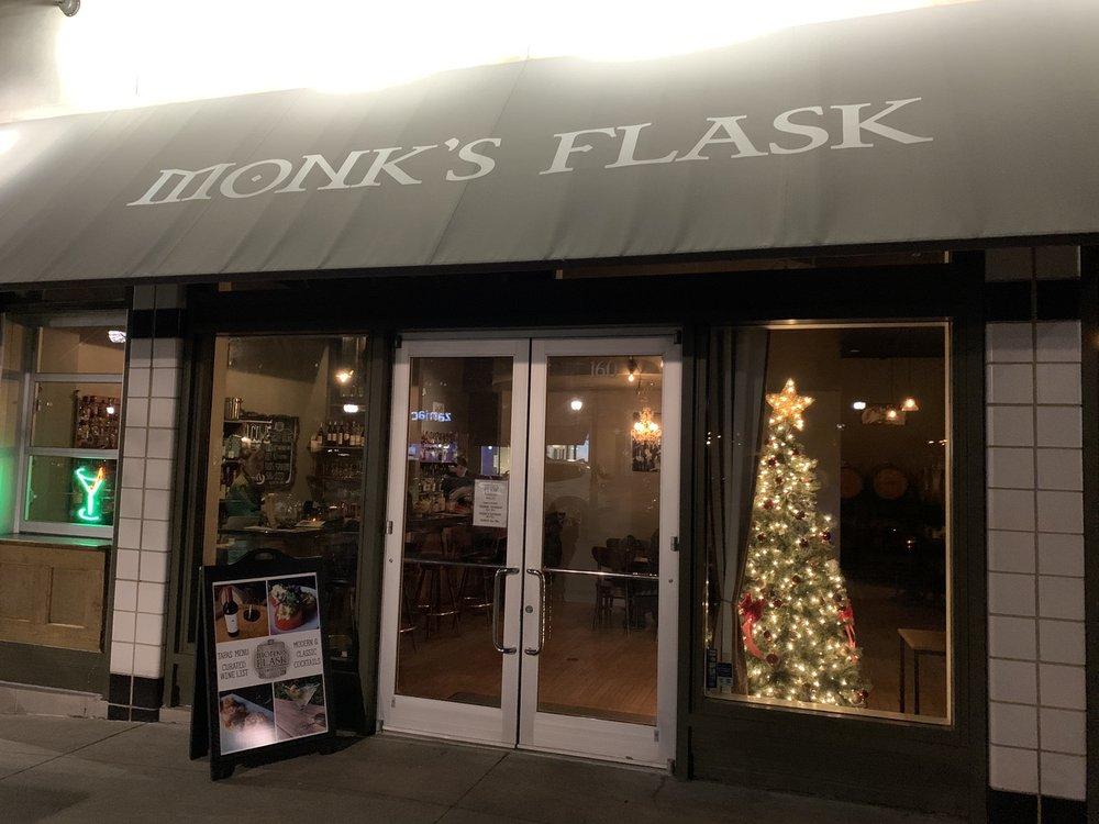 Monk's Flask: 2 Town Square Blvd, Asheville, NC