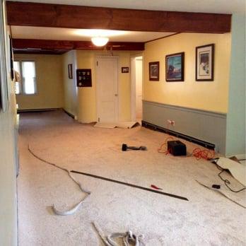 Photo Of Schneideru0027s Flooring America   Vernon Rockville, CT, United  States. Installation In