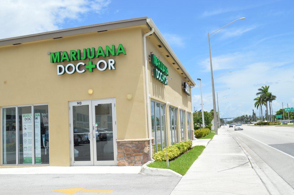 Marijuana Doctor: 1413 S State Rd 7, Fort Lauderdale, FL